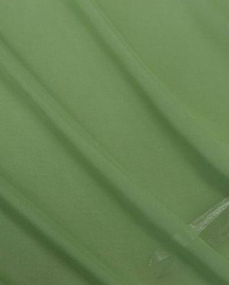 Шифон, весенний зеленый цвет арт. ГТ-1501-1-ГТ0044919