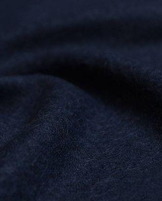 Шерстяная ткань темно-лазурного цвета арт. ГТ-2654-1-ГТ0047435