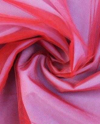 Фатин красного цвета арт. ГТ-1666-1-ГТ0045316
