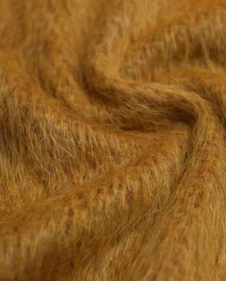 Ткань шерстяная пальтовая цвета золотистого минерала арт. ГТ-2649-1-ГТ0047430