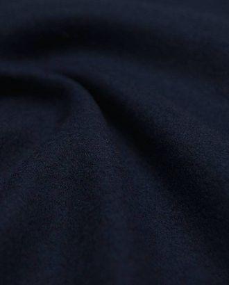 Ткань пальтовая шерстяная звездного синего цвета арт. ГТ-2652-1-ГТ0047433