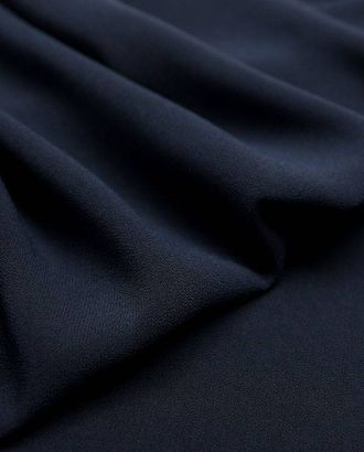 Ткань плательная, однотонная, цвет темно-синий арт. ГТ-2574-1-ГТ0047350