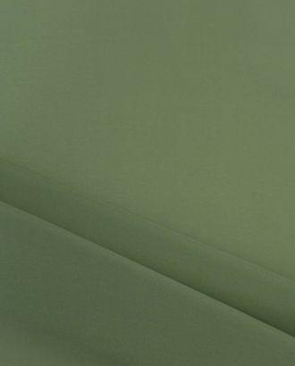 Шифон, цвет авокадового дерева арт. ГТ-1523-1-ГТ0044953