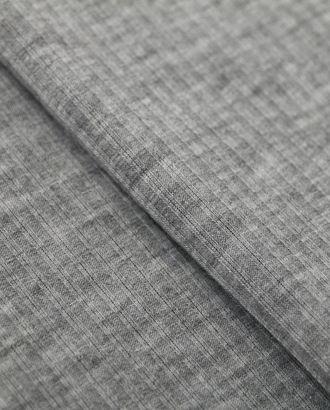 Ткань для пэчворка трикотаж «Серый меланж» 50х50 см арт. ТТП-8-1-36102