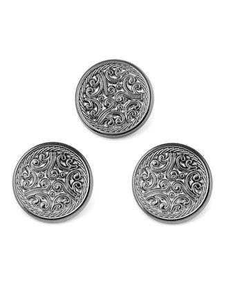 Пуговицы 40L (под металл) арт. ПУМ-391-3-30223.003