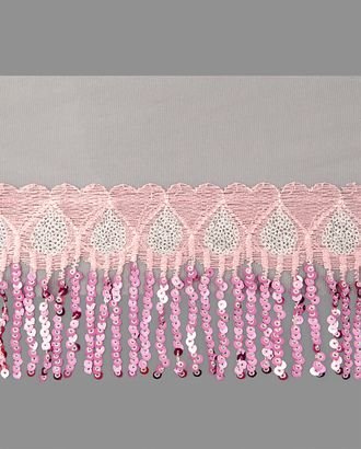 Бахрома пайетка ш.11,5 см арт. БДП-1-9-33169.010