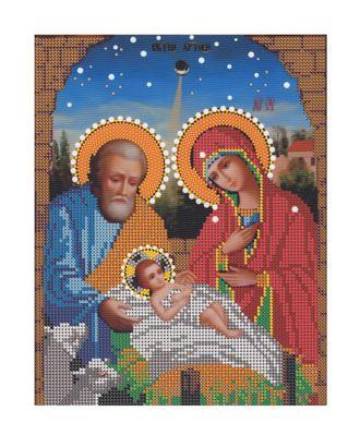 """Рис. на ткани  """"Рождество Христово"""" арт. ПВБ-37-1-16829"""