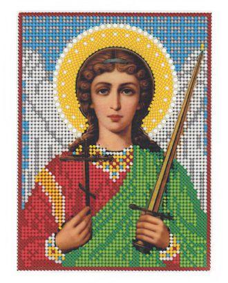 """Рис. на ткани """"Св.Ангел Хранитель"""" арт. ПВБ-7-1-16785"""