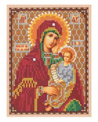 "Рис. на ткани ""Прсв.Богородица Утоли мои печали"" арт. ПВБ-10-1-16804"