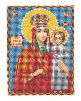 """Рис. на ткани """"Прсв.Богородица Призри на смирение"""" арт. ПВБ-12-1-16802"""