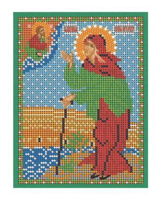 """Рис. на ткани """"Св. Ксения Петербургская"""" арт. ПВБ-13-1-16801"""
