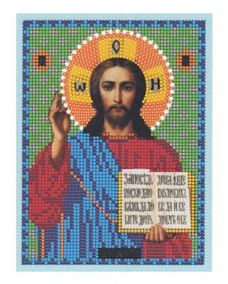 "Рис. на ткани ""Иисус"" арт. ПВБ-19-1-16794"