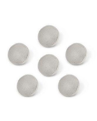 Пуговицы 18L (под металл) арт. ПУМ-377-2-13454.004
