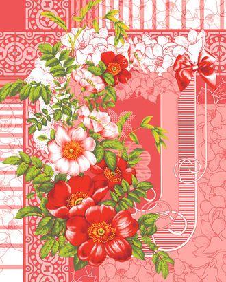 Набор подарочный № 423 (Ирис, Шиповник, Анютины глазки) арт. ТЕКСД-3903-1-ТЕКСД0003903