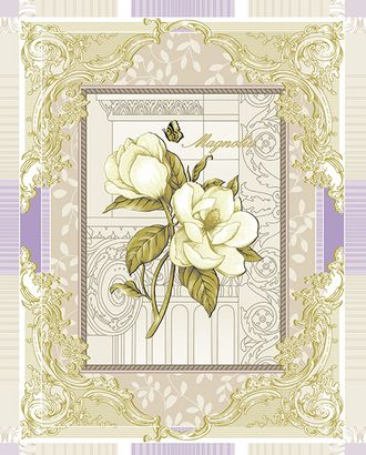 Королевский чай Ваф. полотенце грунт 47*60 арт. ТЕКСД-3771-1-ТЕКСД0003771