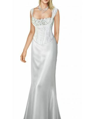 Выкройка: юбка с клином арт. ВКК-1193-1-ЛК0002012
