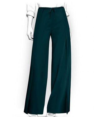Выкройка: летние брюки арт. ВКК-1397-1-ЛК0004024