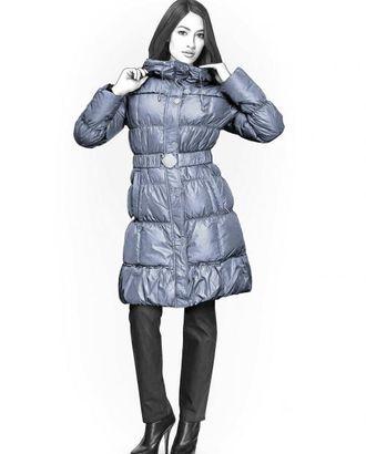 Выкройка: пальто с утеплителем арт. ВКК-1551-1-ЛК0004071