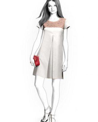 Выкройка: платье-туника арт. ВКК-1833-1-ЛК0004363