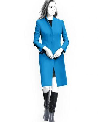 Выкройка: легкое пальто с супатной застежкой арт. ВКК-1942-1-ЛК0004478