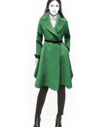 Выкройка: расклешенное пальто арт. ВКК-1071-1-ЛК0004482