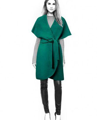 Выкройка: пальто-накидка арт. ВКК-1272-1-ЛК0004598