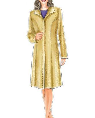 Выкройка: пальто арт. ВКК-1178-1-ЛК0005106