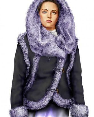 Выкройка: куртка двусторонняя арт. ВКК-1574-1-ЛК0005698
