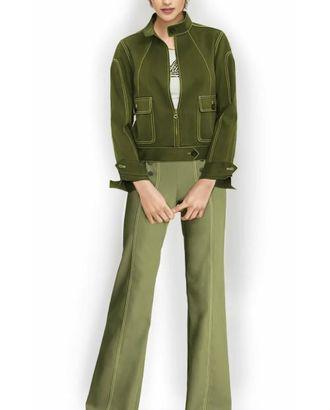 Выкройка: брюки с декоративной застежкой арт. ВКК-799-1-ЛК0005742