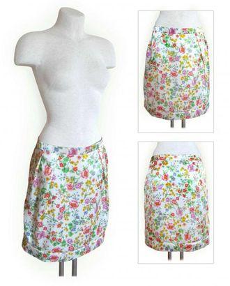 Выкройка: юбка с мягкими складками арт. ВКК-1668-10-ЛК0005828