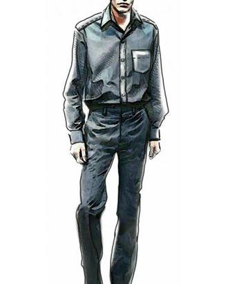 Выкройка: рубашка арт. ВКК-1293-10-ЛК0006026