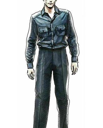 Выкройка: сорочка арт. ВКК-1609-1-ЛК0006028