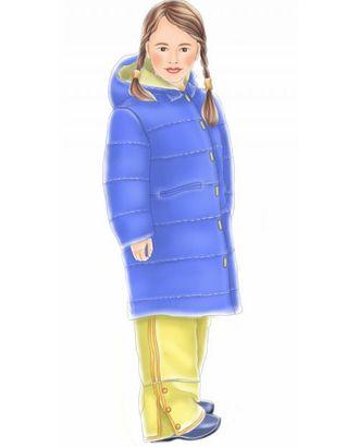 Выкройка: стеганое пальто арт. ВКК-1046-1-ЛК0007063