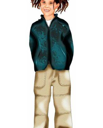 Выкройка: вельветовые брюки арт. ВКК-866-1-ЛК0007082