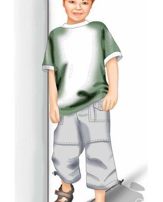 Выкройка: капри для мальчика арт. ВКК-552-1-ЛК0007085