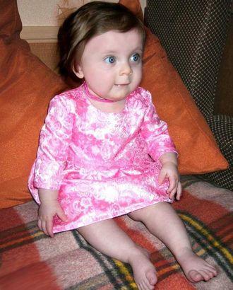 Выкройка: платье с рукавом арт. ВКК-1642-1-ЛК0007127