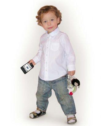 Выкройка: рубашка для мальчика арт. ВКК-714-1-ЛК0007205
