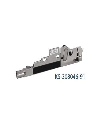 Пневматическая обрезка ниток боковая Grand KS-308046-91Y для JUKI MO6800/6500/Siruba 737K/747K арт. ТМ-1297-1-ТМ0693381
