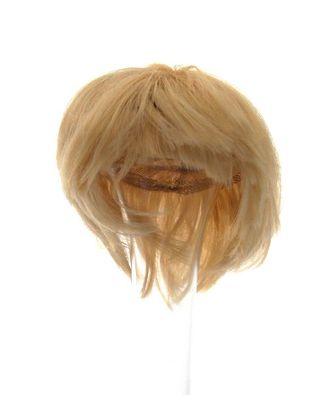 Волосы прямые короткие П140 цв.блондин арт. МГ-4972-1-МГ0276151