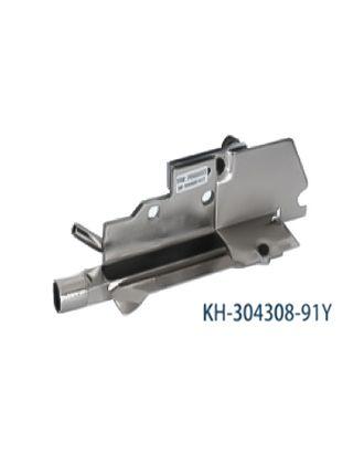 Пневматическая обрезка ниток плоская Grand KH-308020A-91Y для JUKI MO6816/6516/Siruba 757K арт. ТМ-4578-1-ТМ0693380