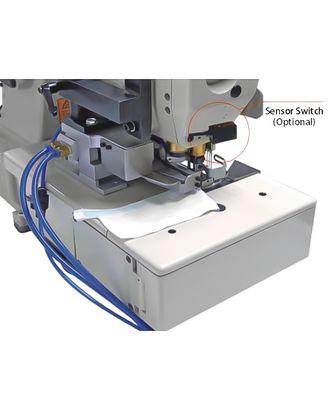 Пневматическое устройство CTP-1P-EC обрезки бейки или ленты для плоскошовных машин (гильотина) арт. ТМ-1293-1-ТМ0693376
