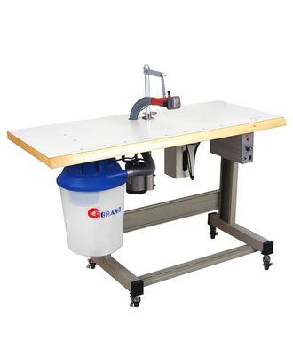 Установка GT 22-02 для обрезки и удаления остатков ниток со столом (стационарная) арт. ТМ-1298-1-ТМ0693382