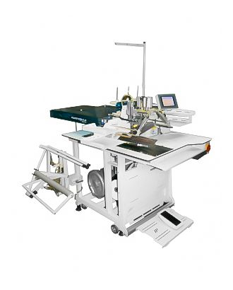 Машина для изготовления косого кармана в рамку Robotech FF5000 TR/AP 20 мм (Комплект) арт. ТМ-3559-1-ТМ0652655