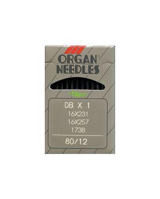 Иглы ORGAN №80/12 арт. МГ-67312-1-МГ0749454