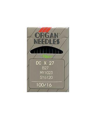Иглы ORGAN №100/16 арт. МГ-67315-1-МГ0749457