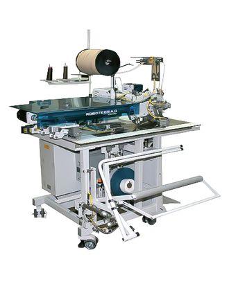 Автомат для прямых и косых карманов в рамку с молнией Robotech FF5000 TR/AP/ZP 14 мм (Комплект) арт. ТМ-38-1-ТМ0652236