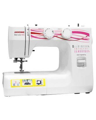 Janome Sew Line 500 S арт. ТМ-2589-1-ТМ0737686