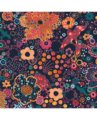 Ткань для пэчворка PEPPY DAYDREAMS ФАСОВКА 50 x 55 см 149±5 г/кв.м 100% хлопок СК/Распродажа арт. ГММ-99755-3-ГММ017043449612