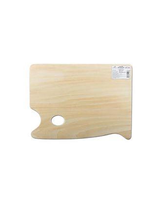 """Палитра """"VISTA-ARTISTA"""" деревянная KSP-2130 арт. ГММ-2988-1-ГММ0045995"""