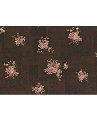 Ткани для пэчворка PEPPY ANTIQUE ROSE PANEL ФАСОВКА 60 x 110 см 112±4 г/кв.м 100% хлопок СК/Распродажа арт. ГММ-4555-1-ГММ0074651